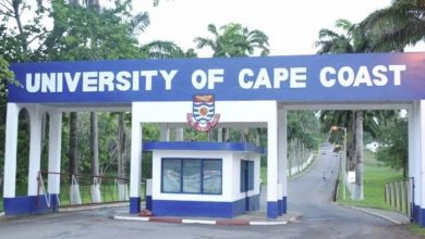 Photo of Level 100 student of UCC killed; here's what happened