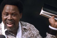Photo of YouTube deletes TB Joshua's account over gay cure claim
