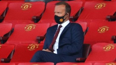 Photo of BREAKING: Ed Woodward resigns from Manchester United position amid Super League backlash