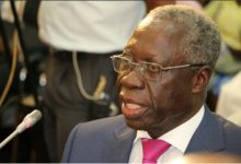 Photo of Osafo-Maafo now Senior Presidential Adviser to Akufo-Addo