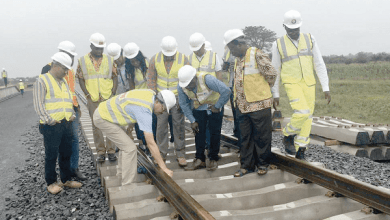 Photo of We've created 100,000 jobs since commencement of Tema-Mpakadan railway project – Contractor