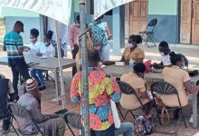 Photo of Photos: Hundreds undergo free health screening as Salt FM partners Asante Akyem North Health Directorate