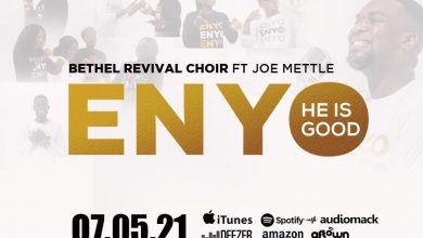 Photo of Bethel Revival Choir release 'Enyo' with Joe Mettle