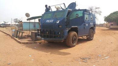Photo of E/R: Tension at Ofoase as Police kills one person, three others injured