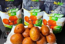 Photo of Photos+Videos from the launch of Kub's Bofrot Puff Puff mix