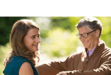 Photo of Melinda receives 1.8 billion in stocks from Bill Gates