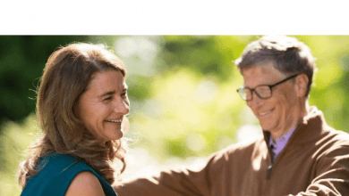 Photo of Melinda receives 1.8 billion in stocks from Bill Gates