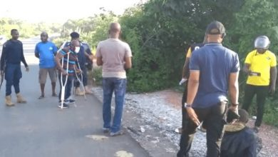 Photo of Video: Suspected robber gunned down, 3 others arrested