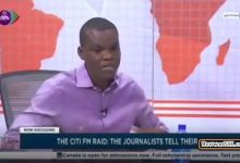 Photo of Video: Citi TV's Caleb Kudah recounts how he was assaulted by National Security officers