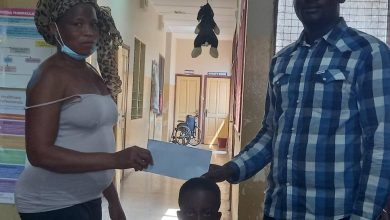 Photo of Sekyere Afram plains: MP pays hospital bill for five-year-old boy after Salt FM report