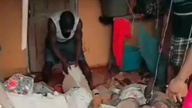 Photo of Heavy rains kill couple, three others sustain injuries in Kumasi suburbs