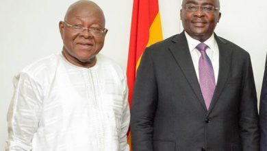 Photo of Bawumia will make a fantastic President – Mike Oquaye