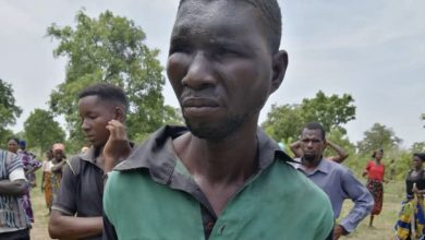 Photo of Man arrested for killing a woman who refused to marry him