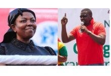 Photo of John Dumelo calls out Lydia Alhassan over her display of unconcern after elections