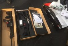 Photo of Tema Port authorities intercept firearms being imported illegally