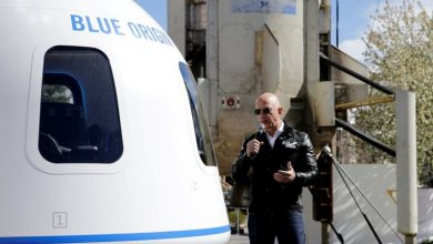 Photo of Amazon owner, Jeff Bezos and brother to fly to space in Blue Origin flight