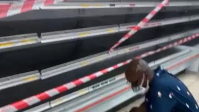 Photo of Video: FDA closes Shoprite's meat section at Accra Mall