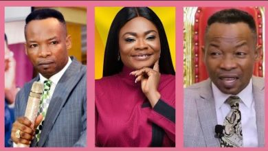 Photo of Poverty is caused by witches attacking our leaders – Bishop Salifu Amoako tells Maame Grace (VIDEO)