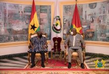 Photo of PHOTOS: President Akufo-Addo assures Burkina of ECOWAS support after deadly terror attack