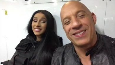 Photo of Vin Diesel confirms Cardi B will return for 'Fast & Furious10'