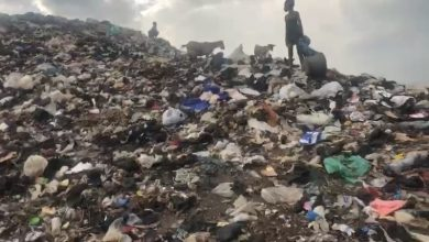 Photo of Video: Agogo Oboase residents call for relocation of dump site
