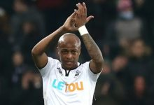 Photo of Swansea City parts way with Andre Ayew