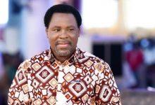 Photo of Nigerian Prophet TB Joshua dead