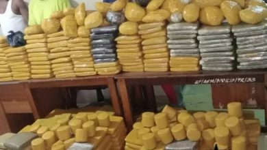 Photo of Four suspected narcotics dealers arrested in Ashaiman