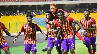 Photo of GPL Matchday 28: Hearts still top of the table despite draw with Olympics; here's everything you need to know