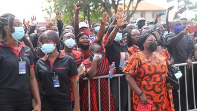 Photo of OccupyGhana lashes out on govt for complete disregard of Covid-19 protocols at Sir John's funeral