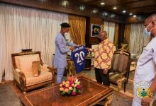 Photo of Akufo-Addo urges Sports Minister to explore ways to have Odoi switch nationality