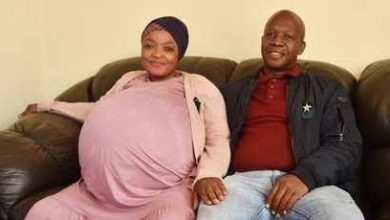 Photo of South African woman gives birth to 10 babies breaks Guinness World Record