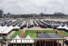Photo of Making Accra the cleanest city in Africa: Akufo-Addo unveils 126 disinfection, waste management trucks [Photos]