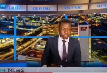 Photo of Video: Newscaster demands his salary during live broadcast