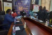 Photo of Ejura Committee presents its report to Interior Minister