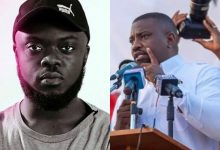 Photo of Video: You can't hug your way into parliament – Kwadwo Sheldon on why he was tough on Dumelo