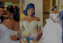 Photo of Photos and Videos from Kalybos and Ahuofe Patri's white wedding