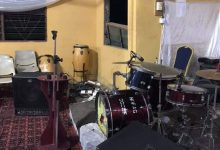 Photo of Thieves break into Assemblies of God church, steal musical instruments