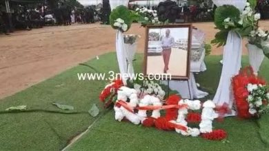 Photo of Kumasi: Beheaded Bolt driver laid to rest