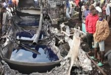 Photo of Fuel tanker explodes killing at least 13