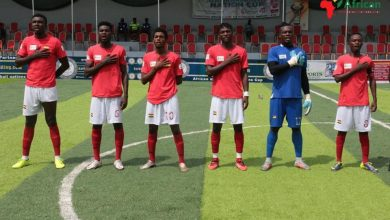 Photo of MiniFootball: Ghana demolishes Somalia 7-1 to set up Nigeria in Quarter finals clash