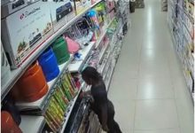 Photo of Videos: 9-year-old sets big supermarket on fire