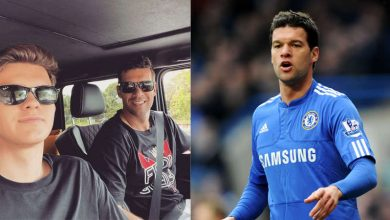 Photo of Ex-Chelsea star Michael Ballack's 18-year-old son  'killed'