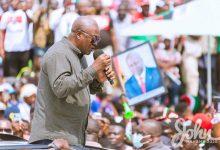 Photo of Be vigilant at polling stations, collation centres – Mahama urges NDC members