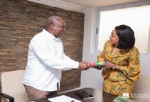 Photo of Election Petition: Blocking Jean Mensa from testifying was most injurious– Mahama