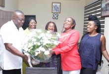 Photo of Watch how Asabee celebrated his 63rd birthday