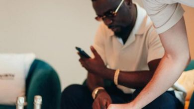 Photo of Photos: Sarkodie inks distribution agreement with SMP UK