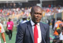 Photo of CK Akonnor reacts to his sack