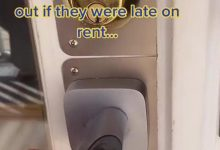 Photo of Landlord uses fingerprint locks to keep out tenants if they fail to pay rent