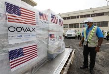 Photo of Ghana takes delivery of 1.2 million Moderna COVID-19 vaccine from US gov